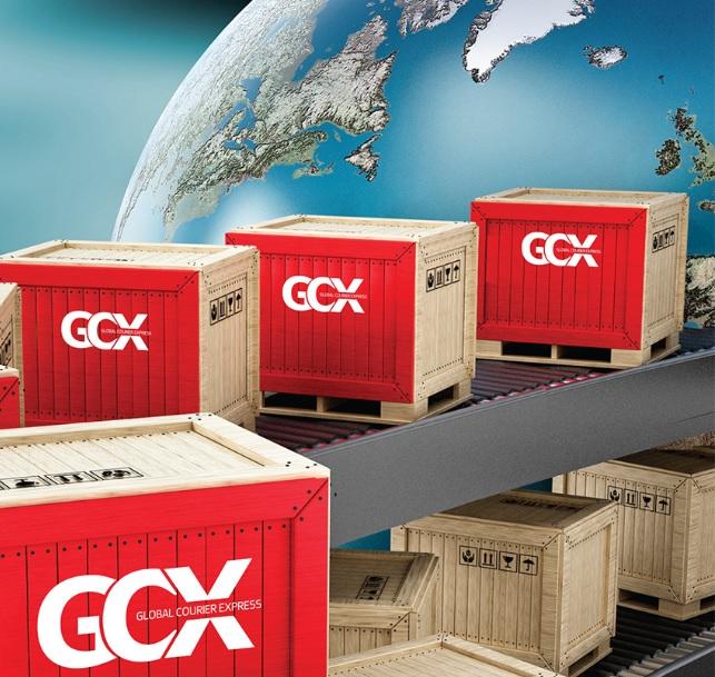 משלוחים בינלאומיים GCX