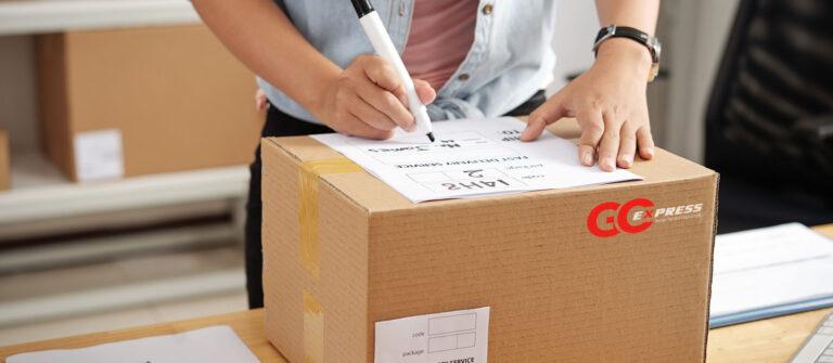 חתימה על משלוח GCX